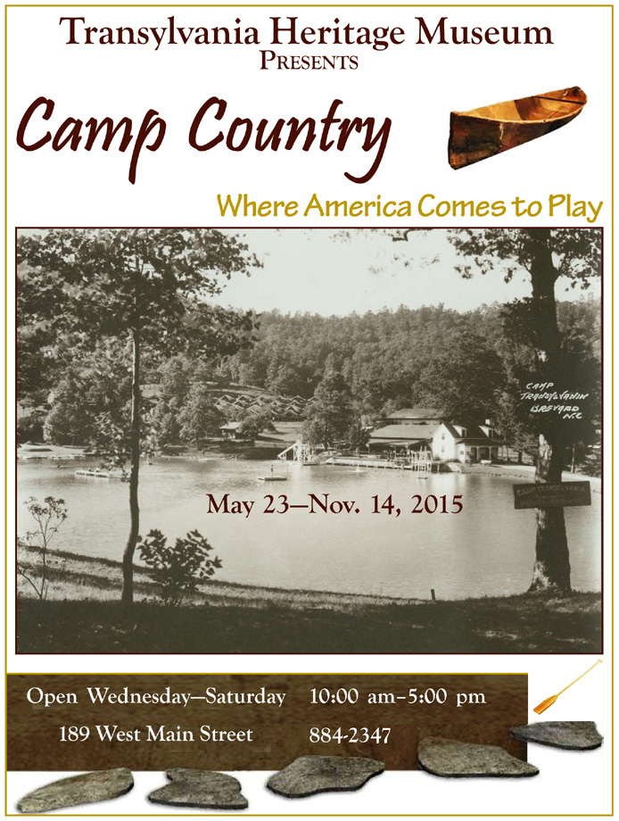 Camp Country Exhibit