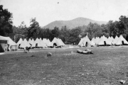 CCC in Transylvania County 1933