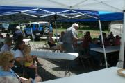 See Off Community Event - July 9, 2011 - Click on picture for larger version