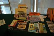 Sesquicentennial Exhibits at County Library - December 3, 2011 - Transylvania County Schools