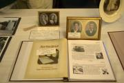Sesquicentennial Exhibits at County Library - December 3, 2011 - Cathy's Creek