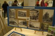 Sesquicentennial Exhibits at County Library - December 3, 2011 - Lake Toxaway