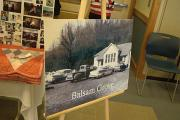 Sesquicentennial Exhibits at County Library - December 3, 2011 - Balsam Grove