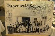 Sesquicentennial Exhibits at County Library - December 3, 2011 - Rosenwald School