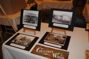 Sesquicentennial Exhibits at County Library - December 3, 2011 - Rosman
