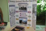 Methodist Gathering at Porter Center - Church Heritage Day - Sunday, August 28, 2011