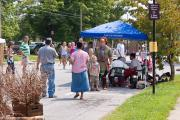 Transylvania County 150th Birthday Celebration, Sept. 3, 2011