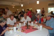 East Fork Baptist Church- Church Heritage Day - August 28, 2011
